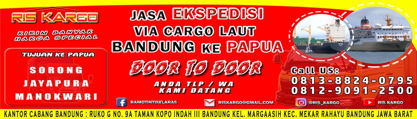 No.#1 Termurah RIS KARGO